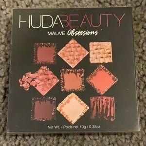 UNUSED Huda Beauty Mauve Obsessions Palette